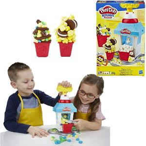 PlayDoh - Popcorn Pazzerelli (playset, Kitchen Creation)