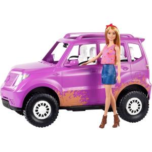 BARBIE FUORISTRADA