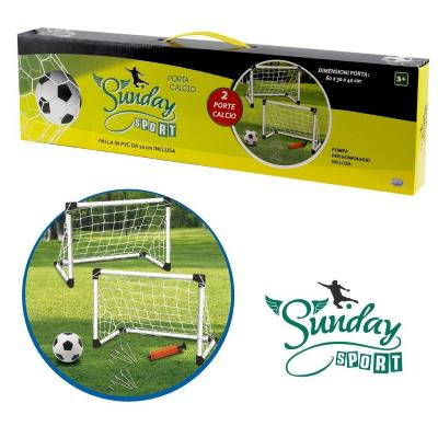 SUNDAY PORTA CALCIO VALUE PACK